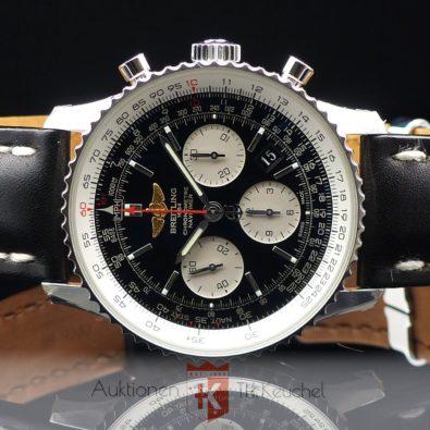 Breitling Navitimer 1 B01 Chronograph 43 Stahl Ref. AB012012 / BB01 Full Set 2016 foliert!