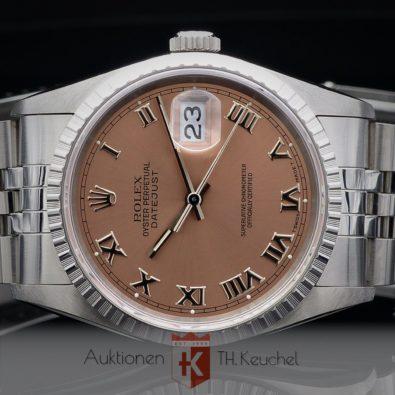 Rolex Oyster Perpetual Datejust Full Set LC 100 Ref. 16220 Bj. ca. 1991 Sammlerzustand