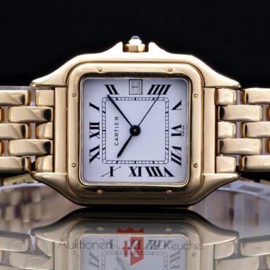 Cartier Panthere großes Modell 27x37 mm Gold 18K/750 Ref. 883968 Full Set 104,8 g