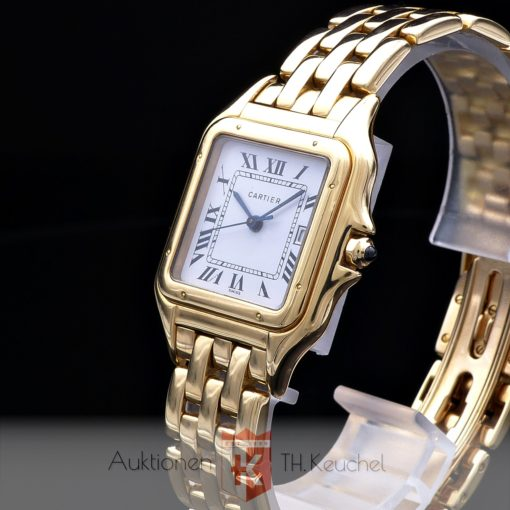 Cartier Panthere großes Modell 27x37 mm Gold 18K/750 Ref. 883968 Full Set 104,8 g