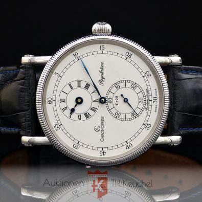 Chronoswiss Regulateur Automatique Edelstahl Glasboden Ref. CH1223