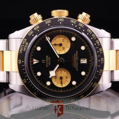 Tudor Black Bay Chrono S&G Full Set 06/2020 LC EU Ref. 79363N