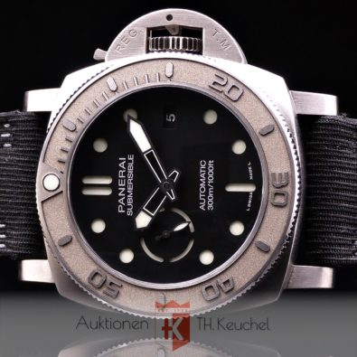Panerai Submersible Mike Horn Edition Ref. PAM 00984