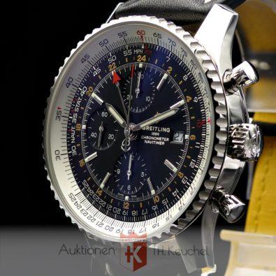 Breitling Navitimer Chronograph GMT 46 Ref. A24322121B2X1