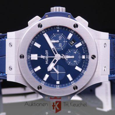 Hublot Big Bang Steel Blue 44 mm 301.SX.7170.LR