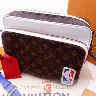 Louis Vuitton LVxNBA Nil Messenger Bag Monogram