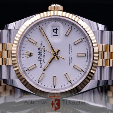 Rolex Datejust 36 126233 LC 100 Wempe