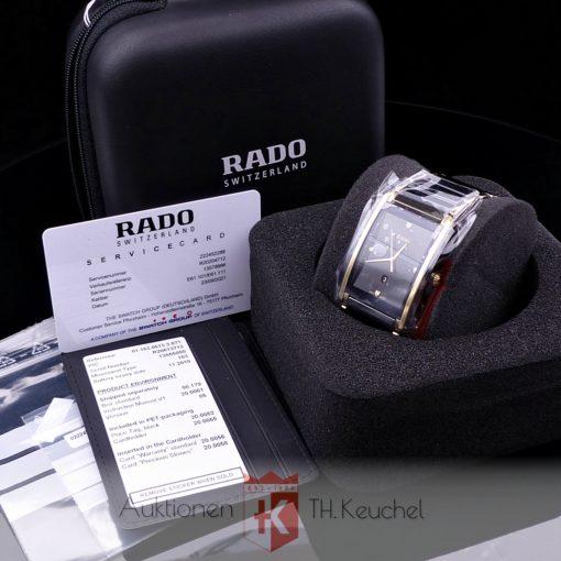 Rado Integral Diamonds Keramik 31x41 mm R20204712
