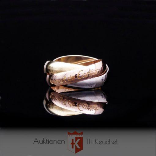 Ring Cartier Trinity klassisch
